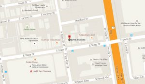 304 East State Street - Map